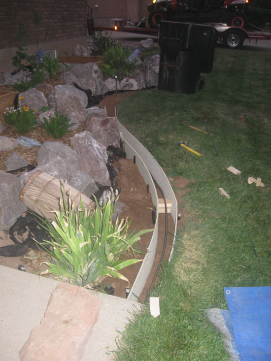 Landscaping the Front