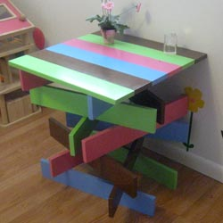Stack-it-up Table